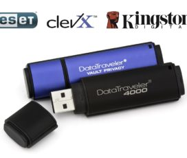 Les clés USB Kingston obtiennent une protection antivirus de la part d'ESET