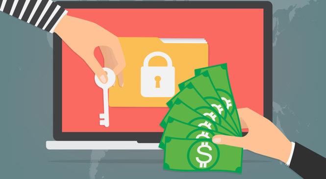 Un tout nouveau ransomware qui accède à des serveurs informatiques à travers le monde