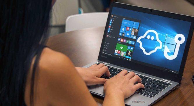 GhostHook peut contourner les protections PatchGuard de Windows 10
